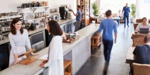 coffee shop coworking